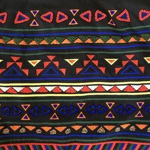 Sam Edelman Skirts - Tribal Print Skirt